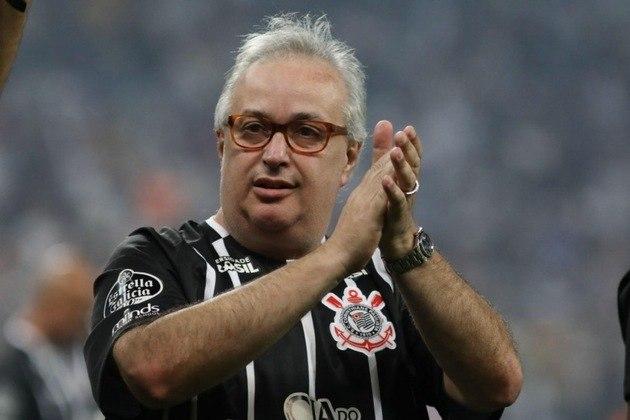 Roberto de Andrade, ex-presidente do Corinthians, foi anunciado como novo diretor de futebol do clube para a gestão do presidente eleito Duílio Monteiro Alves.