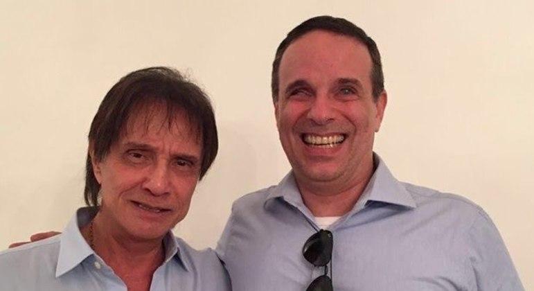 Roberto e Dudu Braga