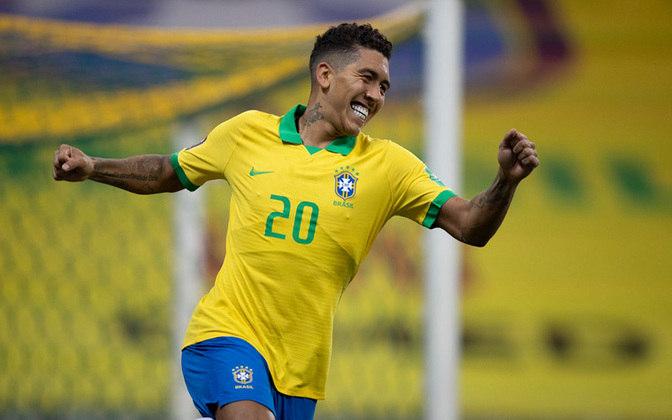 Roberto Firmino – O jogador do Liverpool não conseguiu repetir o brilho de outros tempos com a Seleção Brasileira e também decepcionou nessa Copa América.
