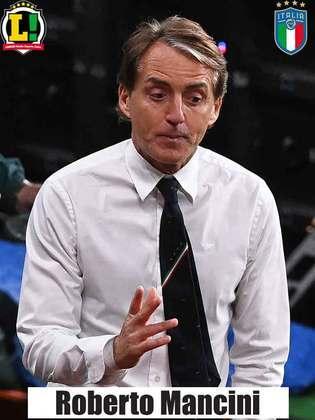 Roberto Mancini – 7,5 – Técnico campeão, acertou nas substituições, que fizeram o time mudar a postura na segunda etapa. Mesmo saindo atrás do placar, colocou a equipe para frente e buscaram o empate.