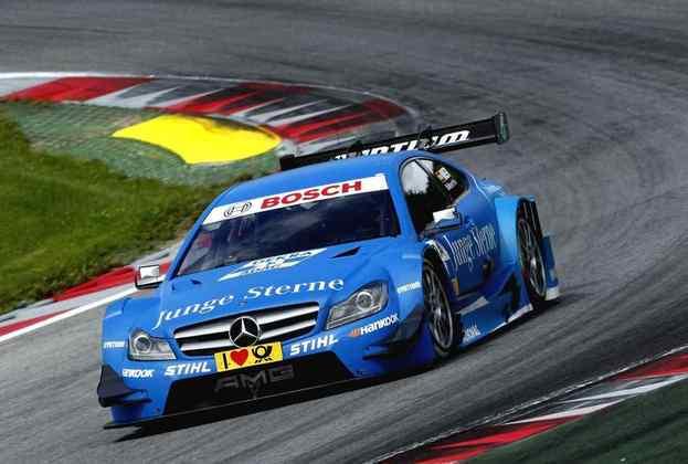Roberto Merhi passou pelo DTM em 2012, antes de correr na F1.