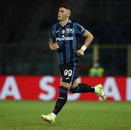 Roberto Piccoli: Atalanta - 20 anos - atacante