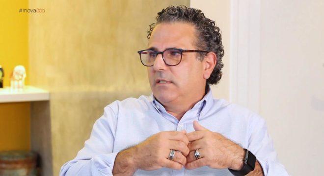 Roberto Pina, CEO da SevenSete