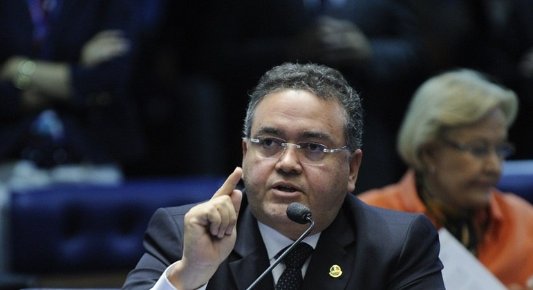 Relator do texto, senador Roberto Rocha  (PSDB-MA)