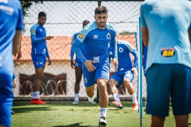 Robinho: 33 anos, meio-campista, valor de 1,2 milhão (R$ 7,6 milhões). Contrato com o Grêmio até 28 de fevereiro de 2021.