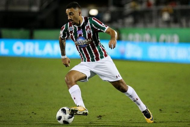 Robinho está emprestado ao Bashundhara Kings, de Bangladesh, até julho de 2021. O atacante termina seu contrato com os cariocas em agosto do ano que vem.