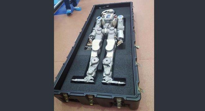 Roscosmos Fedor não vai mais viajar ao espaço