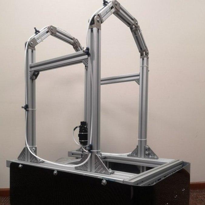 Robô pode ser reconfigurado para realizar diversas funções
