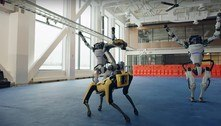 Esses robôs dançando são muito mais assustadores do que parecem