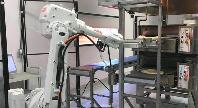 Robôs-pizzaiolos poderiam revolucionar indústria de entrega de fast food