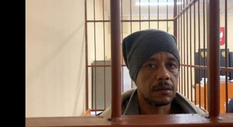 Robson ficou mais de dois anos preso na Rússia. Por levar remédio a sogro de jogador