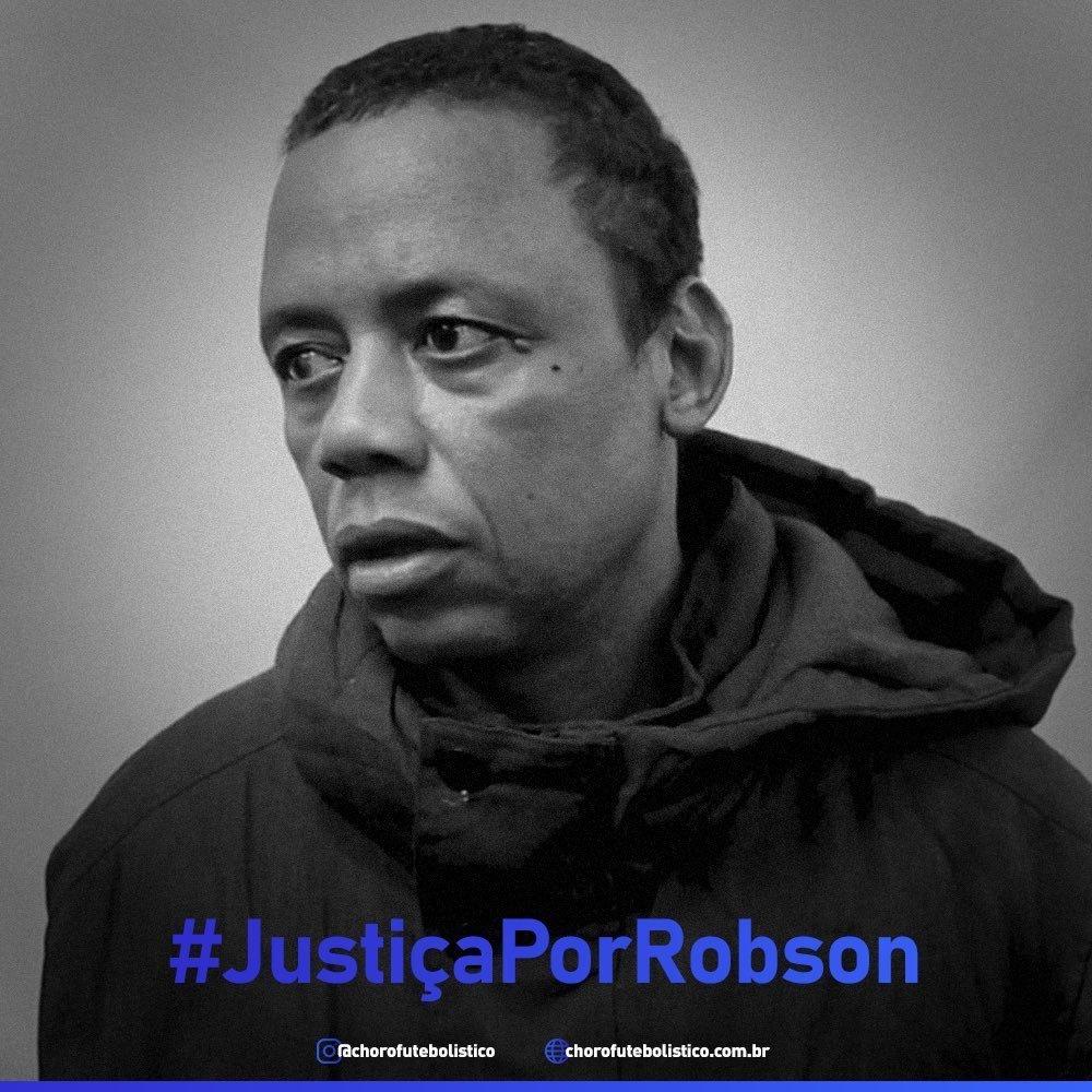 Campanha nas redes sociais diante da injustiça. Até Richarlison participa