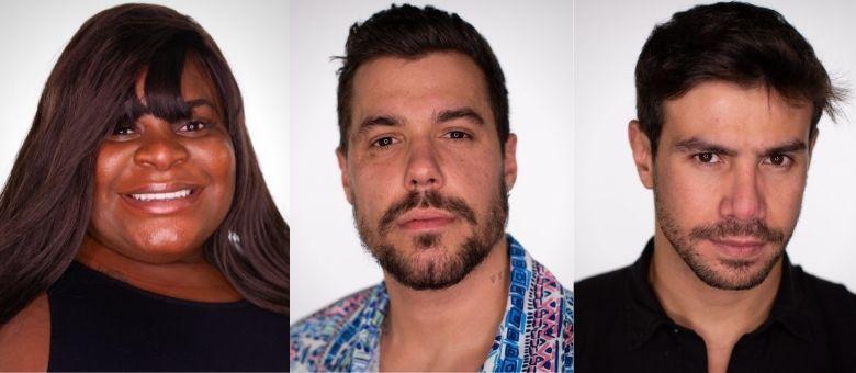 Jojo, Lipe e Mariano formam a Roça desta semana