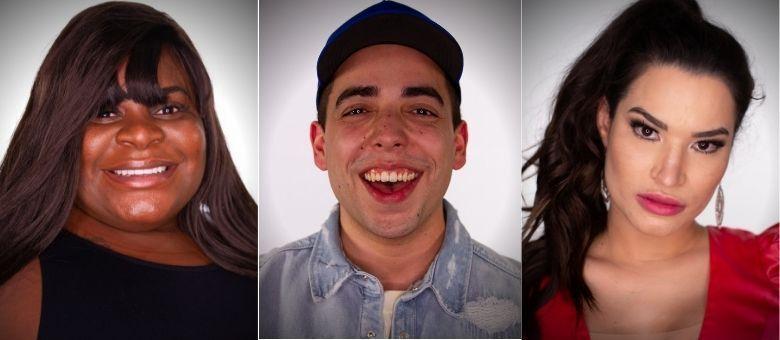 Jojo, Lucas e Raissa formam Roça da semana