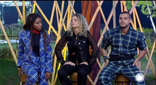 Luane Dias, Catia Paganote e Caique Aguiar são indicados para a Roça