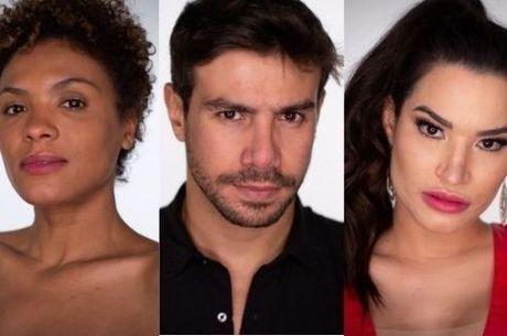Lidi, Mariano e Raissa estão na Roça desta semana