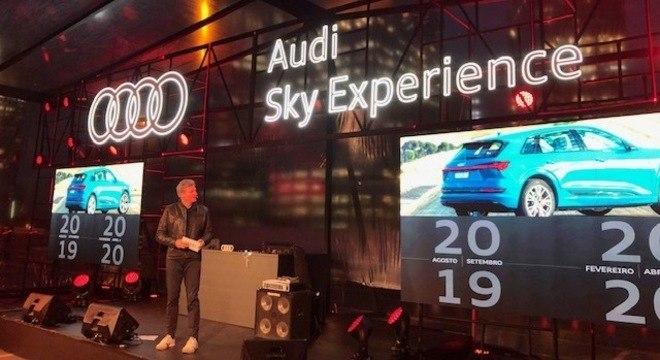 CEO da Audi, Johannes Roscheck, detalha os planos da companhia para 2021
