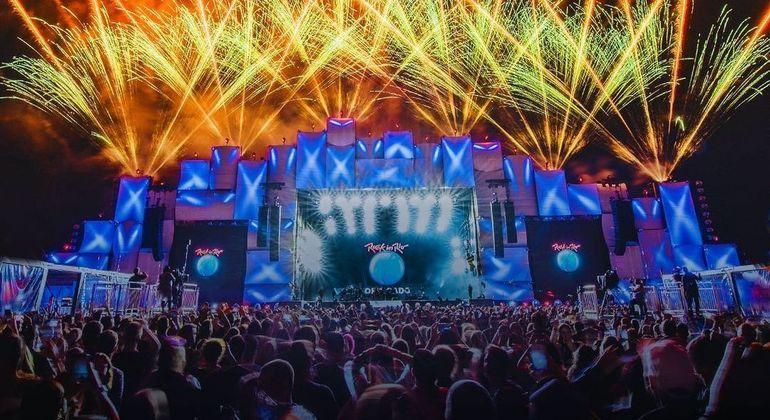 Organização do Rock in Rio confirma realização de festival em setembro de 2022