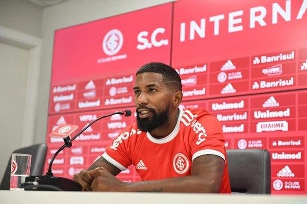 Rodinei – lateral-direito – 29 anos – emprestado ao Internacional até maio de 2021 – contrato com o Flamengo até dezembro de 2022