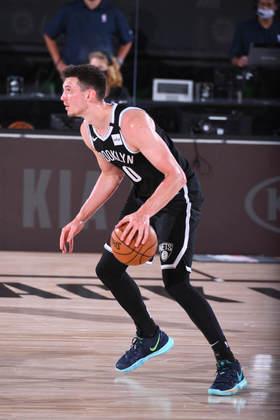 Rodions Kurucs (Brooklyn Nets) 5,0 - Excluído com seis faltas em apenas 16 minutos, Kurucs fez seis pontos e pegou seis rebotes. Nada mais, além de dois erros de ataque