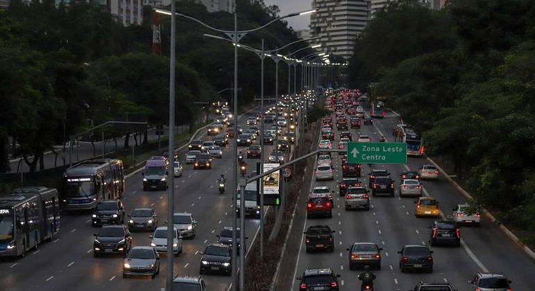 Prefeitura de São Paulo mantém rodizio de veículos nesta quarta-feira (21)