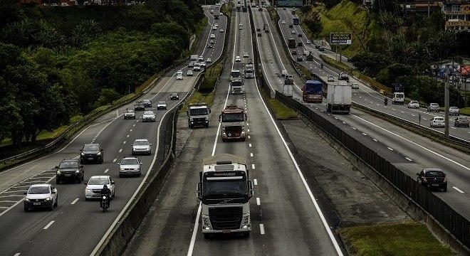 Acidentes reduziram na mesma proporção do isolamento social em São Paulo