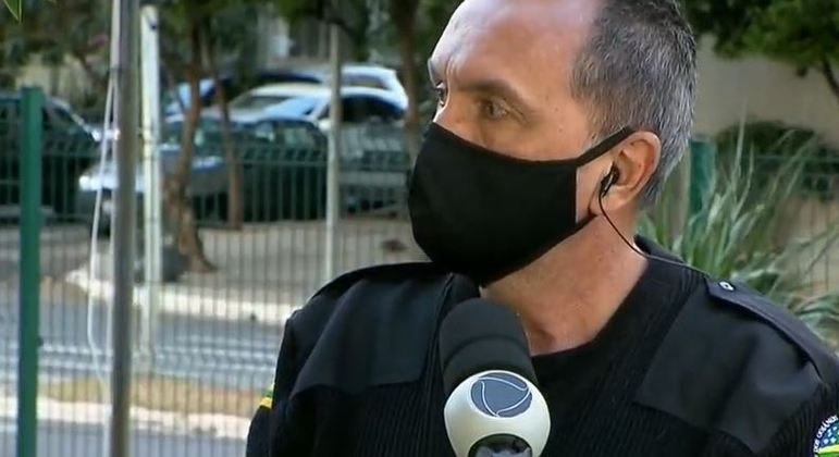 Rodney Miranda, secretário de Segurança de Goiás
