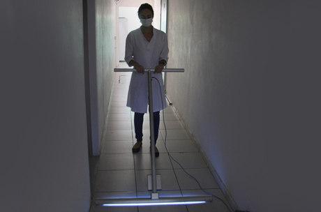 Rodo criado por pesquisadores USP é utilizado em hospitais