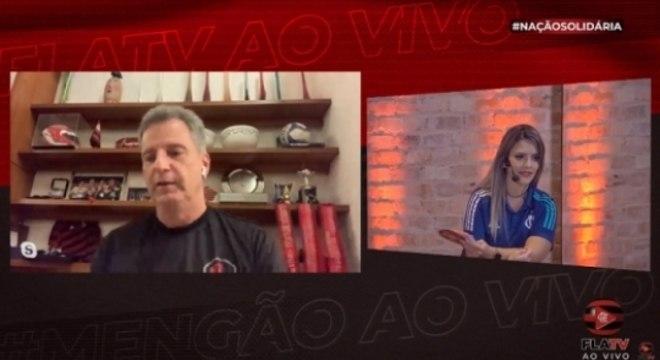 Rodolfo Landim - FLA TV