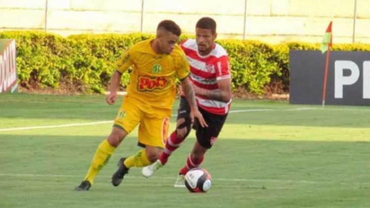 Rodolfo - O zagueiro reserva, que entrou na final contra o Santos, está no Mirassol