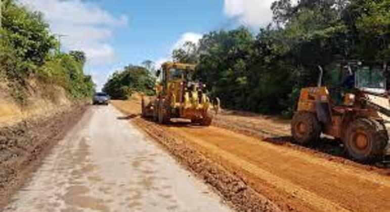Estrada AM-010 passará por modernização e reestruturação