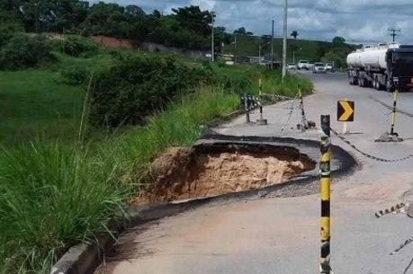 Pesquisa aponta situações de rodovias