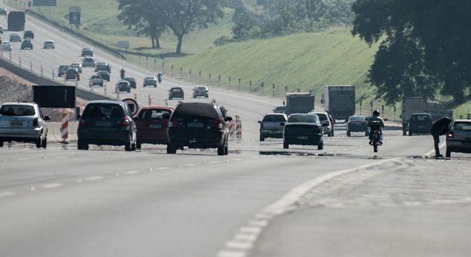 Obras nas rodovias criaram 5.200 postos de trabalho em São Paulo