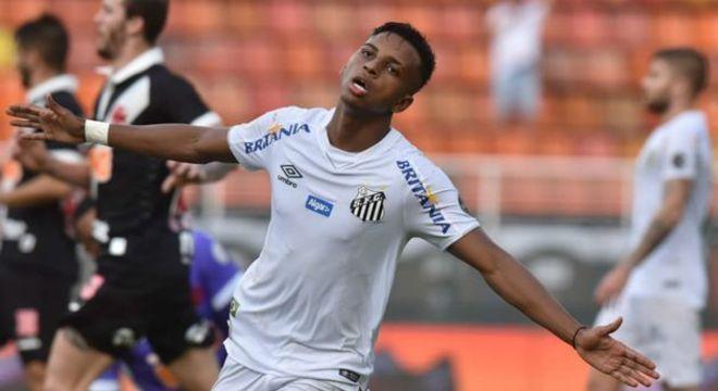 Rodrygo é peça fundamental no Santos. Clube não aceita liberação