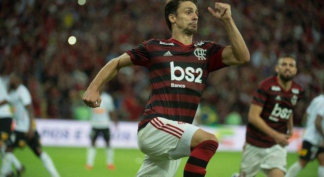 No Melhor Jogo Do Anoo Vibrante Flamengo Elimina O