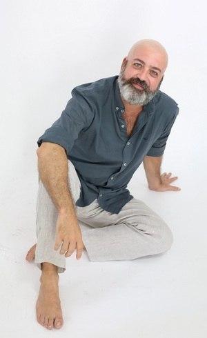 """Rodrigo Candelot do elenco de """"Gênesis"""""""