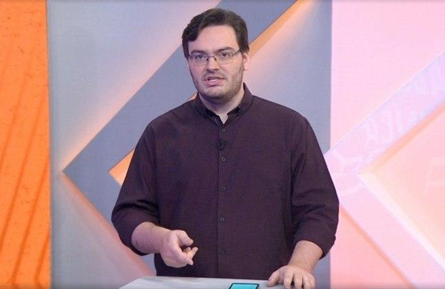 Rodrigo Capelo, jornalista do Grupo Globo, foi a se posicionar contra a postura do Fla: