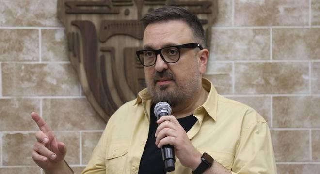 Rodrigo Carelli, diretor do núcleo de realities da Record