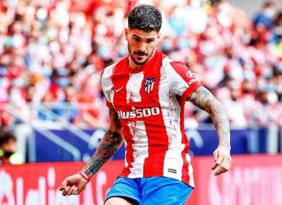Rodrigo De Paul - 27 anos - Atlético de Madrid - Volante: saiu da Udinese para o Atleti na atual janela por 35 milhões de euros. Ele deu a assistência para o gol do título da Copa América. (Sua convocação pode ser afetada)