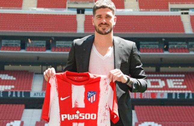 RODRIGO DE PAUL: Um dos destaques da Copa América, o argentino saiu da Udinese para acertar com o Atlético de Madri, da Espanha. O meio-campista firmou contrato válido até junho de 2026