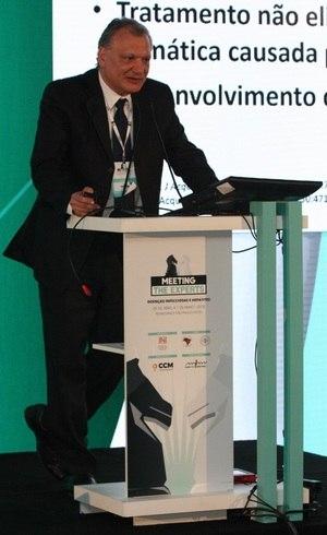 Ricardo Diaz apresentou a pesquisa