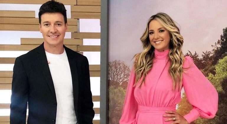 Rodrigo Faro e Ticiane Pinheiro estreiam nova temporada do 'Canta Comigo Teen'