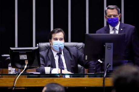 Presidente Rodrigo Maia (DEM - RJ)