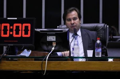 Maia elogiou ação dos Estados no combate à pandemia