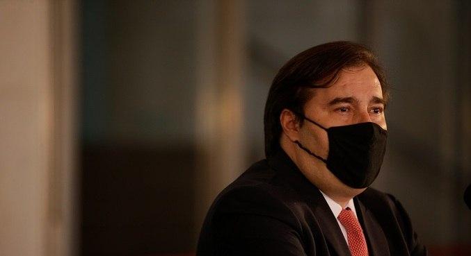 O deputado federal Rodrigo Maia (RJ)