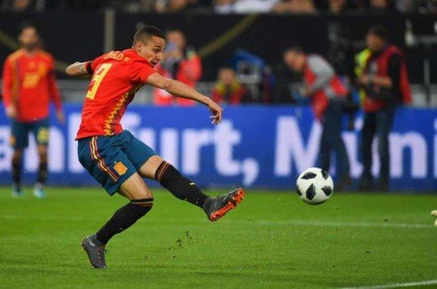 Rodrigo Moreno: natural do Rio de Janeiro, Rodrigo atua desde a base na seleção espanhola e passou a defender a equipe principal mais recentemente.