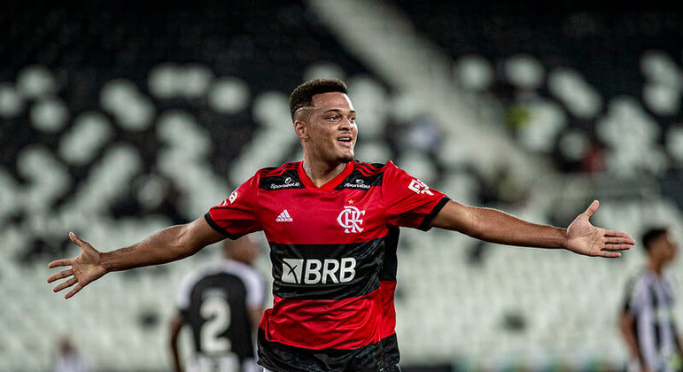 Rodrigo Muniz - Atacante - 19 anos - Contrato até 20/05/2024