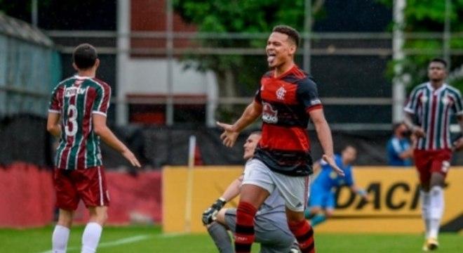 Rodrigo Muniz - Flamengo sub-20
