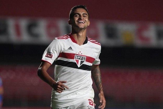 Rodrigo Nestor - 1 gol: deixou o dele na vitória sobre o São Caetano por 5 a 1, no Morumbi.