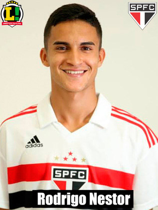 Rodrigo Nestor - Sem nota: Entrou nos minutos finais da partida